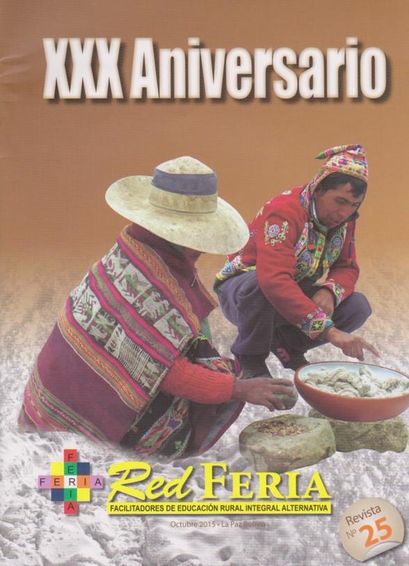 Revista FERIA 25