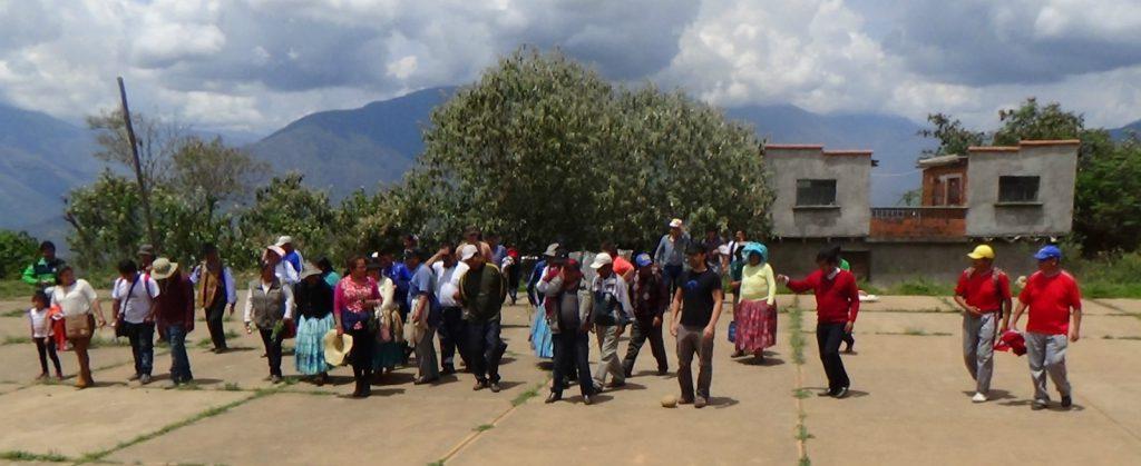 1 Encuentro Irupana